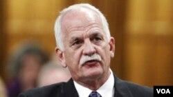 Menteri Urusan Keselamatan Publik Kanada, Vic Toews (foto: dok).