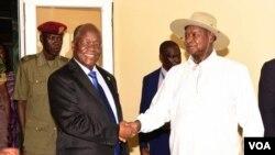 Museveni Magufuli