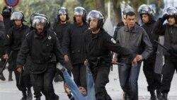 تصاوير اينترنتی اعتراض های تونس یادآور ندا در ناآرامی های ایران