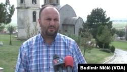 Ako se provaljuje u crkvu, niko se ne oseća bezbedno ni u svom domu: Goran Dančetović