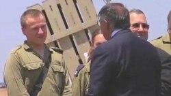 مساله اتمی ايران در مرکز گفتگوهای لئون پانه تا در اسرائيل