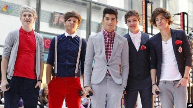 """El video de """"One Direction"""", """"Best Song Ever"""" fue filmado en The Temple House en Miami, Florida."""