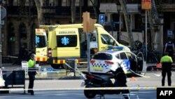 این چندمین حمله تروریستی به عابران با خودرو در اروپا در دو سال اخیر است.