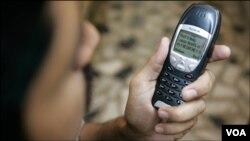 کراچی موبائل فون