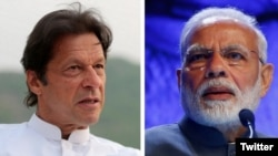 Firai ministan Pakistan, Imran khan and Narendra Modi na India