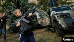 """Східна Україна, як """"школа"""" життя. ФОТО"""