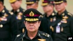 ထိုင္းဝန္ႀကီးခ်ဳပ္ Prayuth Chan–ocha