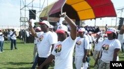 Angola Namibe celebrações de 40 anos da independencia