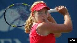 Coco Vandeweghe no logró clasificar a la tercera ronda del Abierto de EE.UU., a pesar de haber desplegado grandes destellos de su talento.