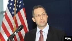 Koordinator Kebijakan Amerika mengenai Birma, Derek Mitchell (foto:dok).