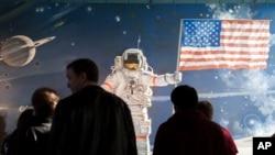 스미소니언 항공우주박물관 (자료사진)