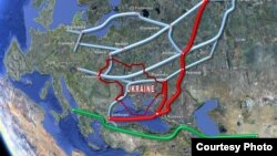 EU-Russia-Gas Pipelines-Turkish Stream-TransBalkan-TurkStream