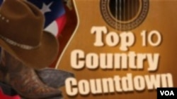 Top Ten Country Countdown 21 Januari 2017
