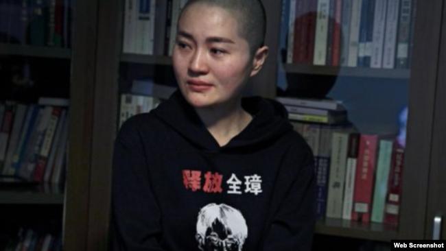 709家属李文足连续五天在临沂监狱要求依法会见王全璋