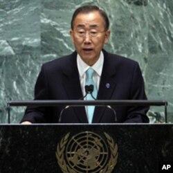 Babban Magatakardan MDD Ban Ki-moon