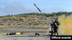 Arhiva - Probno lansiranje francske protivvazdušne rakete kratkog dometa Mistral 3 (Foto: MBDA)