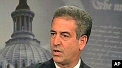 L'émissaire spécial américain Russ Feingold