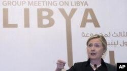 قذافی حکومت کے دِن گنے جاچکے ہیں: وائٹ ہاؤس