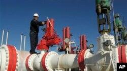 Turkiyadagi gaz quvuri