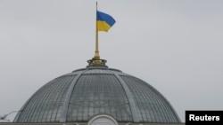 На фото: будівля Верхвоної ради України