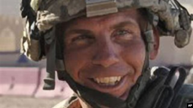Army Staff Sergeant Robert Bales (US Defense Department photo)