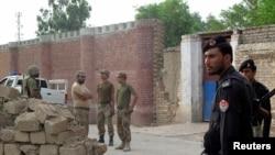 巴基斯坦保安部隊大規模搜捕越獄囚犯