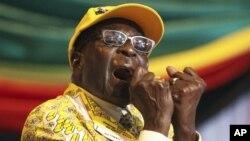 Umongameli Mugabe