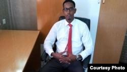 Le ministre des Travaux publics Abdullahi Siraji.