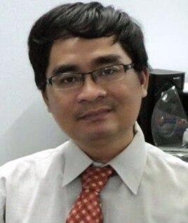 Luật sư Trần Hồng Phong thuộc nhóm đại diện pháp lý cho Hồ Duy Hải