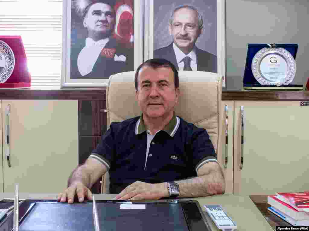CHP Diyarbakır İl Başkanı Mehmet Şerif Doğru