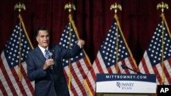 Ứng cử viên Tổng thống Mỹ của đảng Cộng hòa Mitt Romney