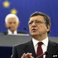 Yevropa Komissiyasi prezidenti Joze Manuel Barroso