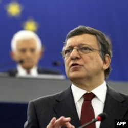 Yevropa Komissiyasi prezidenti Joze Manuel Barrozo