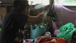 HIV Activist Runs for Parliament in Burma