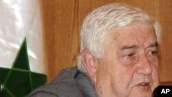 شام کے خلاف پابندیوں پر عمل درآمد