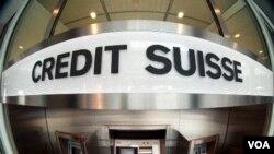 Wakil Jaksa Agung AS, James Cole meminta informasi warga AS yang menyimpan uang di Credit Suisse dan bank Swiss lainnya.