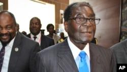 Uni Eropa kembali memberikan bantuan ratusan juta dolar kepada pemerintahan Presiden Robert Mugabe (foto: dok).