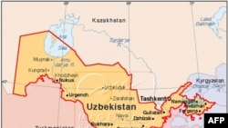انتخابات پارلمانی در ازبکستان در جريان است