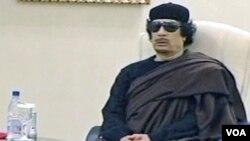 Se desconoce el paradero de Gadhafi y el gobierno de Niger confirmó que no lo ha recibido.