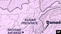 Border of Afghanistan - Pakistan