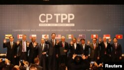 CPTPP sẽ vẫn đi vào hiệu lực dù không có Mỹ