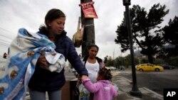Migran Venezuela di Quito, Ekuador, 22 November 2018. (Foto: dok).