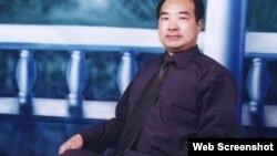 中国著名民主人士杨天水