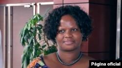 Navita Ngolo Manuvakola - Deputada UNITA