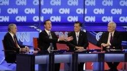 مناظره کانديداهای جمهوريخواه رقيب در مورد ايران و مسائل داخلی