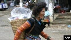 Người sắc tộc Hmong ở Việt Nam
