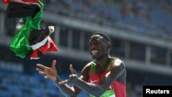 Conseslus Kipruto, Men's 3000m Steeplechase Final