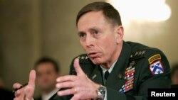 Tướng hồi hưu David Petraeus.