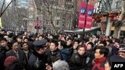 КНР придушила спробу здійснити в країні «жасминову революцію»
