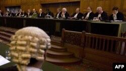 Международный суд в Гааге. Архивное фото.